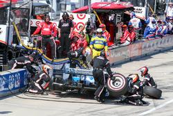 Simon Pagenaud, Penske Takımı Chevrolet pit