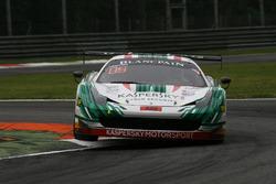 #49 AF Corse, Ferrari 458 Italia GT3: Alexander Moiseev, Garry Kondakov, Ricardo Ragazzi