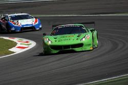 #488 Rinaldi Racing, Ferrari 488 GT3: Pierre Ehret, Stef Vancampenhoudt