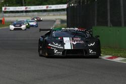 #38 Antonelli Motorsport, Lamborghini Huracan GT3: Lorenzo Case, Alberto Di Folco, Cristian Passuti