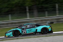 #29 Konrad Motorsport, Lamborghini Huracan GT3: Christopher Zテカchling, Jules Gounon, Christopher Brテシck