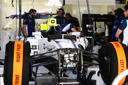 El FW38 Williams de Felipe Massa