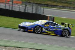 #199 Scuderia Autoropa Ferrari 458: Ingvar Mattsson