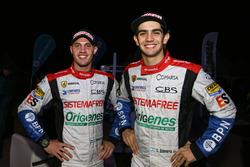 Camilo Echevarria, Coiro Dole Racing Chevrolet y Gaston Rossi