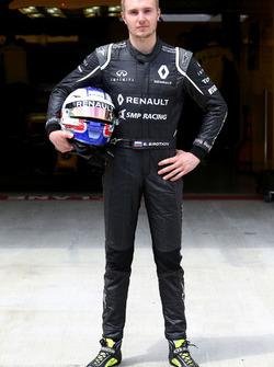 Сергій Сіроткін, тест-пілот команди Renault Sport F1