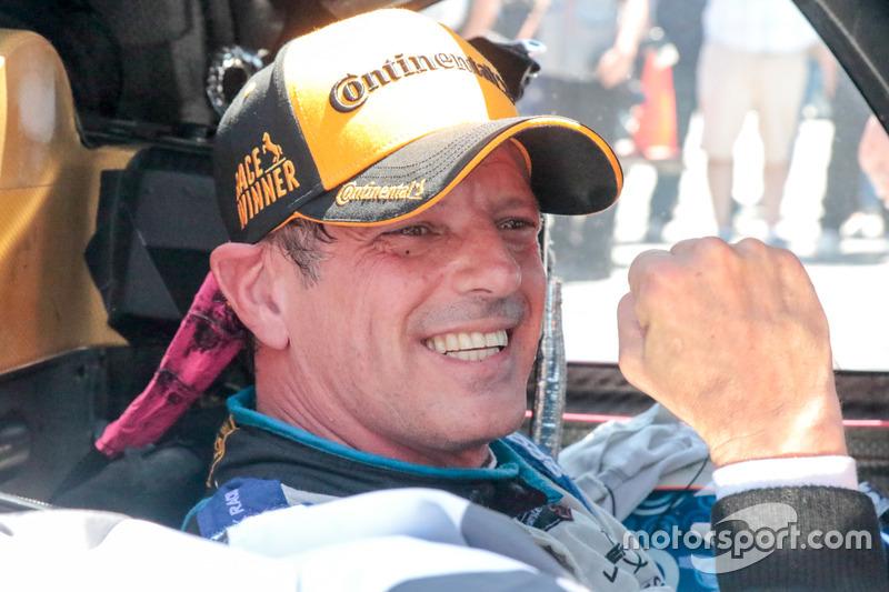 Oswaldo Negri venceu a etapa de Laguna Seca da WeatherTech SportsCar Championship