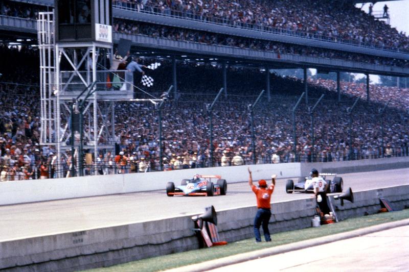 1982: Gordon Johncock gegen Rick Mears