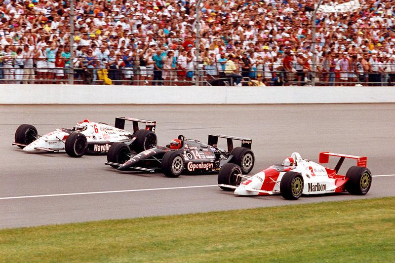 1991 en de eerste rij der groten