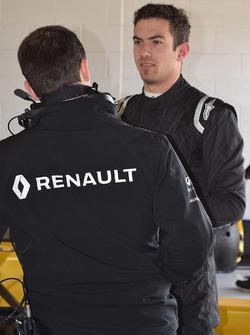 Nicholas Latifi, Renault F1 Team