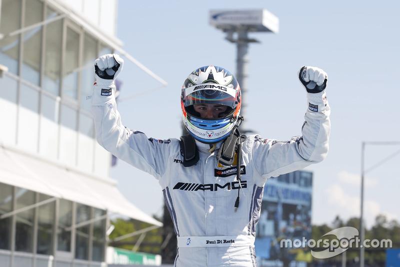 Hockenheim (Carrera 2): Paul Di Resta, Mercedes-AMG Team HWA, Mercedes-AMG C63 DTM