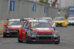 José María López, Citroën World Touring Car Team, Citroën C-Elysée WTCC