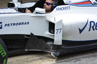 Williams FW38 detail