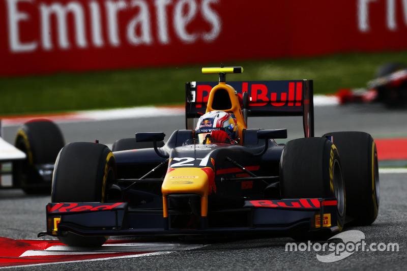 2016 - GP2 Series