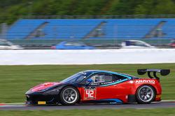 #42 CMR by Sport Garage, Ferrari 458 Italia GT3: Thomas Nicolle, Nyls Stievenart, Marc Sourd