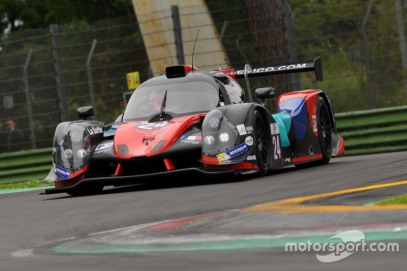 Nachrücker (LMP2): #24 Oak Racing, Ligier JSP3 - Nissan