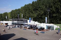 BMW Hospitality Area