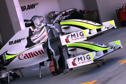 Brawn GP has new partnership with Canon