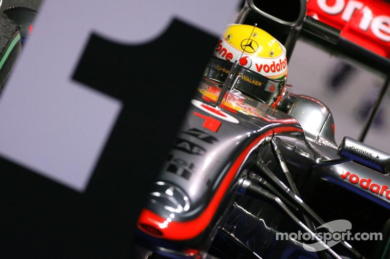 11- Gran Premio de Singapur 2009, McLaren