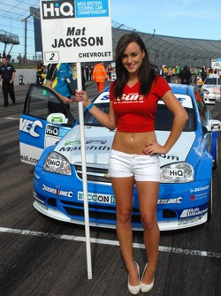 Mat Jackson's Grid Girl