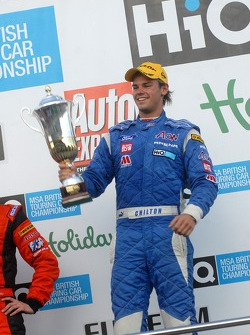 3rd place Tom Chilton