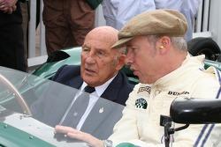 Sir Stirling Moss & Mark Knopfler
