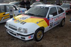 John Cleland's 1989 Vauxhall Astra GTE