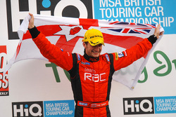 2009 BTCC champion Colin Turkington