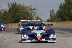 #19 van der Steur Racing Radical SR9 AER: Gunnar van der Steur, Adam Pecorari, Robbie Pecorari