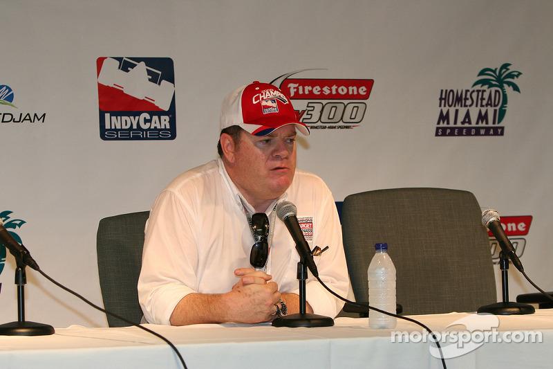 Championship team owner, Chip Ganassi