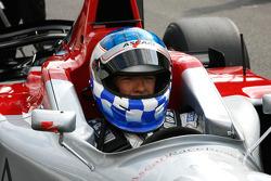 The owner of ASCARI cars, #12 Klass Zwart, F1 Benetton B197 Judd 4.0 V10