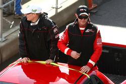 Driver Parade: #247 Dodo Racing Team: Jack Perkins, Dale Wood