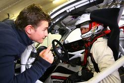 Martin Ragginger and Emmanuel Collard