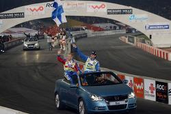 Drivers presentation: Mikko Hirvonen and Marcus Gronholm