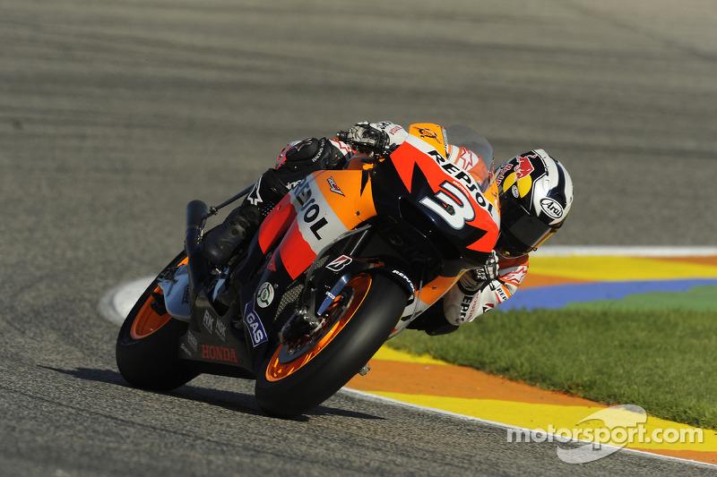 2009: Dani Pedrosa, Honda RC212V