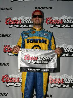 Pole winner Martin Truex Jr., Earnhardt Ganassi Racing Chevrolet