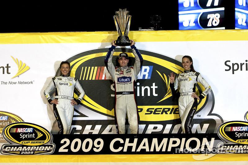 2009: Jimmie Johnson (Hendrick-Chevrolet)