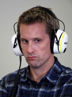 Kenny Brack manager, Marcus Ericsson