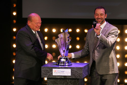 Myers Brothers Awards: champion crew chief award to Chad Knaus