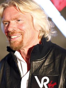 Sir Richard Branson, Chairman of the Virgin Group