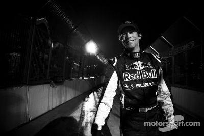 Travis Pastrana lors du Red Bull 'New Year No Limits'