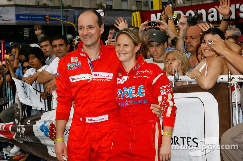 Isabelle Patissier & Thierry Delli-Zotti