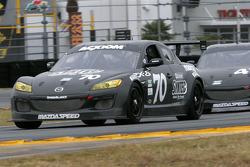 #70 SpeedSource Mazda RX-8: Jonathan Bomarito, Nick Ham, David Haskell, Sylvain Tremblay