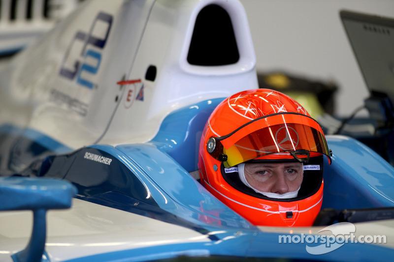 2010: Test en GP2