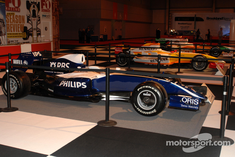 Williams, Renault et Force India