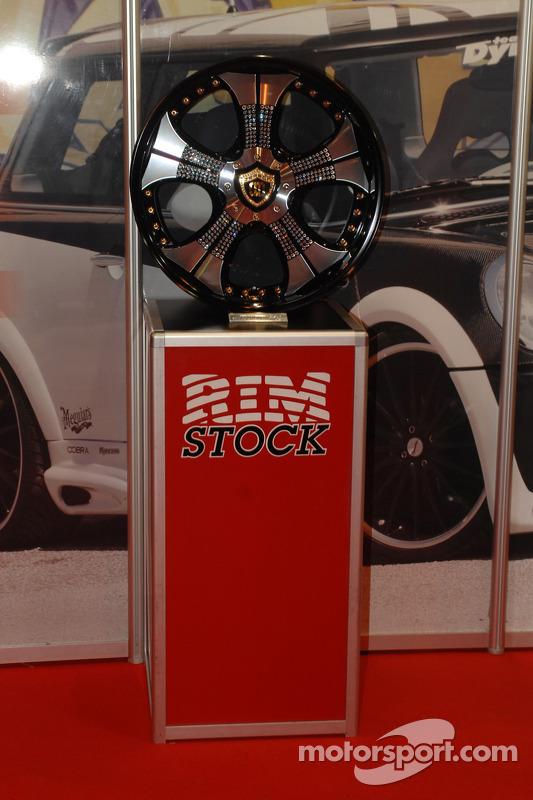 Rim Stock Alloy Wheels