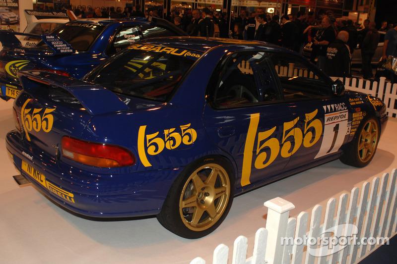 Subaru Impreza de Colin McRae