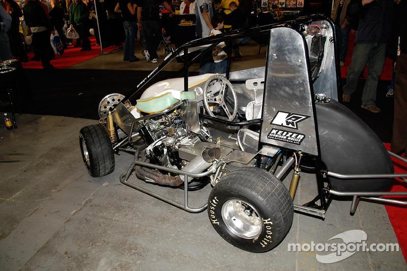 Les moteurs de Sidewinder sont populaires pour tous types de voitures