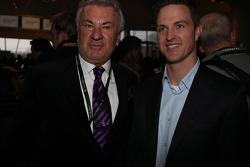 Ralf Schumacher with Willi Weber