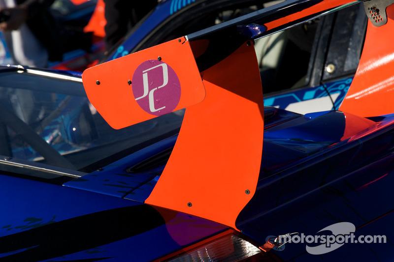 TRG Porsche GT3 achtervleugel