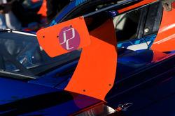 Aileron arrière de la TRG Porsche GT3